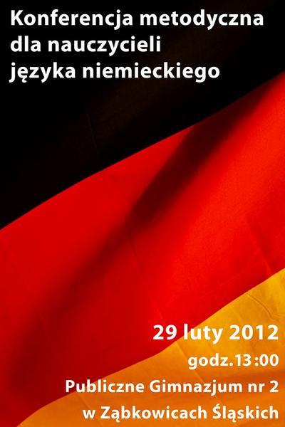 Zaproszenie Na Konferencję Metodyczną Dla Nauczycieli Języka
